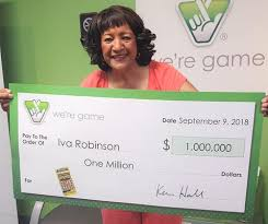 Grottoes woman wins $1 million in Virginia Lottery