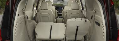fit in the 2017 chrysler pacifica