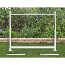Snapfence 3 Ft X 4 Ft White Vinyl Fence Extension Kit Sek 3x4l The Home Depot