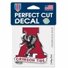 University Of Alabama Stickers Decals Bumper Stickers