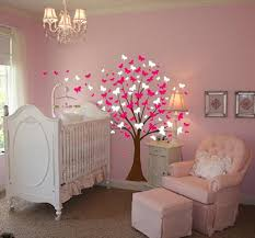 Large Wall Tree Baby Nursery Decal Butterfly Cherry Blossom 1139 Innovativestencils