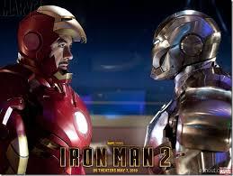 amazing iron man 2 wallpaper hd