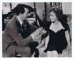 ADA 1961 Vintage Movie Still 12 Susan Hayward Dean Martine Topic is Romance
