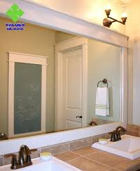 wall mirror bevelled edge