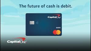 debit card capital one
