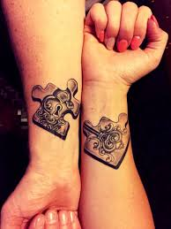 30 Matching Tattoo Ideas For Couples With Images Inspirujacy