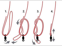 Palomar knot The Best Fishing Knot - The Strongest Knot for ...