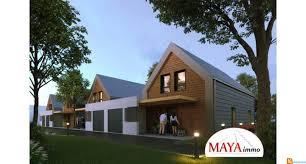 maison accolée neuve de 92m² avec 4