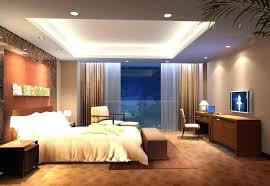 bedroom ceiling lighting ideas master