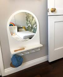Why There S Always A Mirror In A Montessori Bedroom Monti Kids