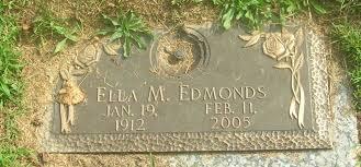 Ella Mae Jenkins Edmonds (1912-2005) - Find A Grave Memorial