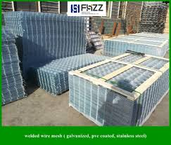 China High Tensile Strength Welded Mesh Wire Panel China Mesh Fencing