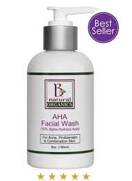 wash nourishes skin and fights acne