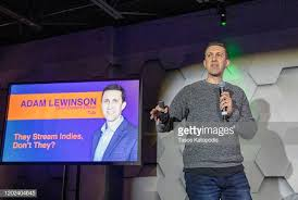 Adam Lewinson Chief Content Officer Tubi at The Box at the Ray... News  Photo - Getty Images