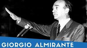 GIORGIO ALMIRANTE in 8 sue frasi (+ mini biografia) - YouTube