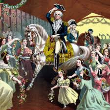 Thank you George Washington, faleminderit Gjergj Kastrioti ...