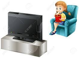 Resultado de imagen de niñoviendo tele play