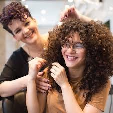 curly hair salon nyc devacurl