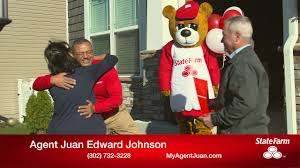 Juan Johnson - State Farm Insurance 30 Sec. Spot 20' - YouTube