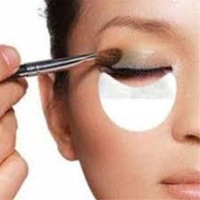 eye shadow shield for eyeshadow shields