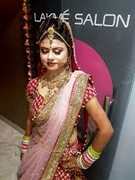 lakme salon bridal makeup cost
