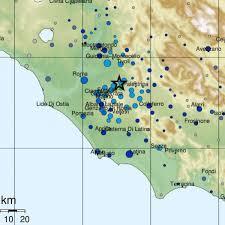 Terremoto Roma: negli ultimi 20 anni mai scossa superiore a 4, nel ...