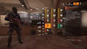 liberty exotic pistol in the division 2