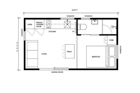 kitchen layout with island floor plans