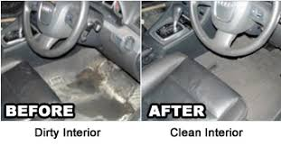 how to clean automotive cars with steam