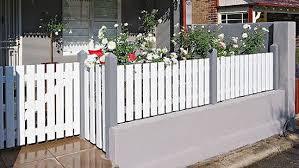Picket Fence Main 18knj5i 18knj5l Jpg 550 310 Pixels Cerca De Patio Cercas De Madera Cajones De Verdura