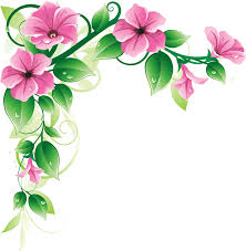 Download Flowers Borders High Quality Png Hq Png Image In Different Resolution Freepngimg