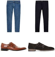 what shoes to wear with jeans a