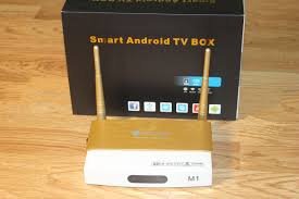 Android TV Smart Box HP-M1, Lõi Tứ, Ram 1G -
