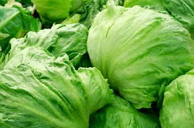 does iceberg lettuce have any