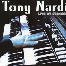 Tony Nardi Live At Bernies - Hammond Australia