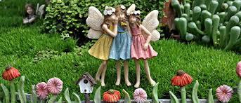 miniature gardening and fairy gardens