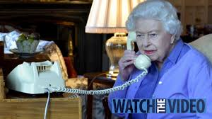 The Queen will use stirring TV address ...