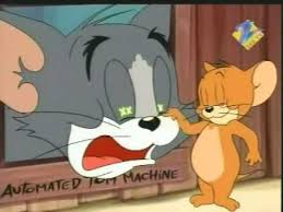 cute tom and jerry atm ad for kids