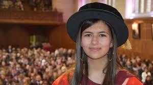 Birdgirl' Mya-Rose Craig receives Bristol University honorary doctorate -  BBC News
