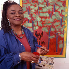 Faith Ringgold - Painter, Civil Rights Activist, Author - Biography
