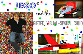 lego and the gifted visual spatial