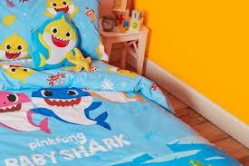ing baby shark bedding