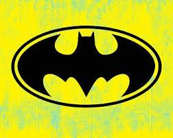 Yeti Decal Batman Etsy