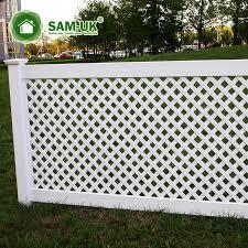 China 6 Foot White Horizontal Shadow Box Fence China Vinyl Shadow Box Fence Vinyl Shadow Box Fences