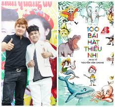 Nguyễn Văn Chung phát hành Quyển Sách Nhạc 100 Bài Hát Thiếu Nhi