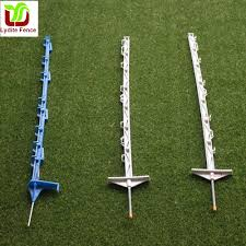 T Shape Electric Fence Post Stakes With Decorative Cap Grey View Electric Fence Post Lydite Product Details From Wuxi Lydite Industrial Co Ltd On Alibaba Com