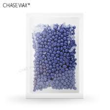 china 100g lavender hot film wax beans