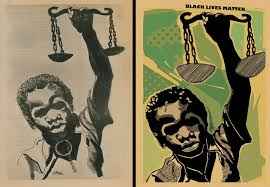 From the Black Panthers to Black Lives Matter