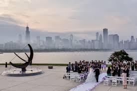 adler planetarium wedding jessica and