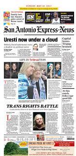 San Antonio Express-News spotlights the ...